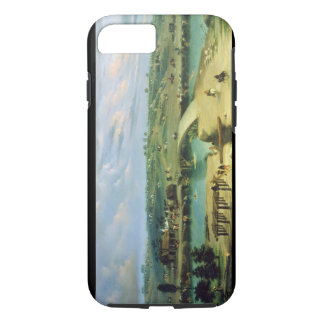 Argentine Camp on the other side of the San Lorenz iPhone 7 Case