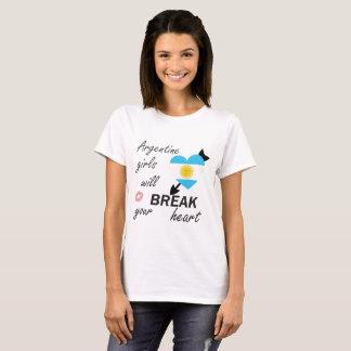 Argentine Heartbreaker T-Shirt