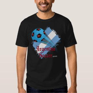 Argentine Soccer Bonanza Men's Colored T-Shirt
