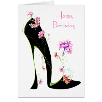 Argentine Tango Greetings Card