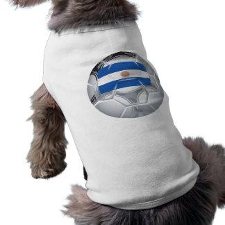 Argentinean Soccer Ball Shirt