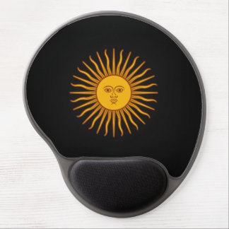 Argentinian Sol de Mayo Gel Mouse Pad