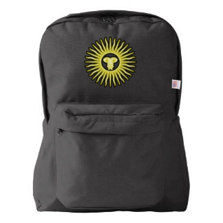 Argentinian Sun of May Backpack