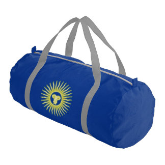 Argentinian Sun of May Gym Bag