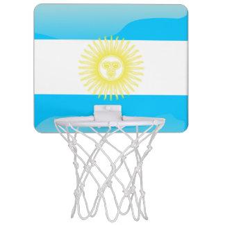 Argentinian Sun of May Mini Basketball Hoop