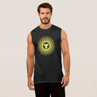 Argentinian Sun of May Sleeveless Shirt
