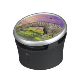 Argentinosaurus dinosaur eating - 3D render Bluetooth Speaker