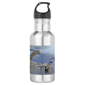 Argentinosaurus dinosaur family 532 ml water bottle