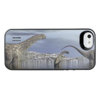 Argentinosaurus dinosaur family iPhone SE/5/5s battery case