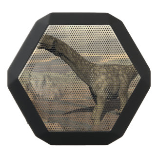 Argentinosaurus dinosaur walk - 3D render Black Bluetooth Speaker