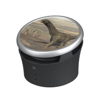 Argentinosaurus dinosaur walk - 3D render Bluetooth Speaker