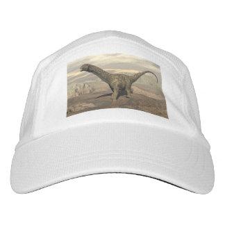 Argentinosaurus dinosaur walk - 3D render Hat