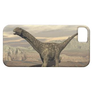 Argentinosaurus dinosaur walk - 3D render iPhone 5 Covers