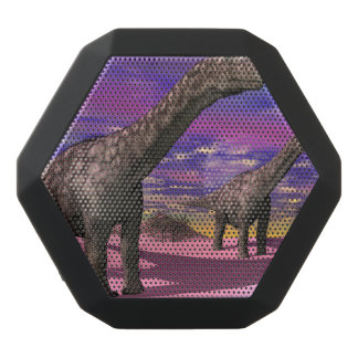 Argentinosaurus dinosaurs - 3D render Black Bluetooth Speaker