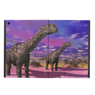 Argentinosaurus dinosaurs - 3D render Case For iPad Air