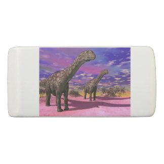 Argentinosaurus dinosaurs - 3D render Eraser
