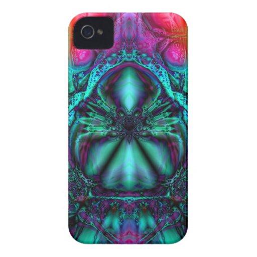 Argiopidae Emerging  iPhone 4 Case