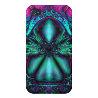 Argiopidae Emerging Savvy iPhone 4 Case