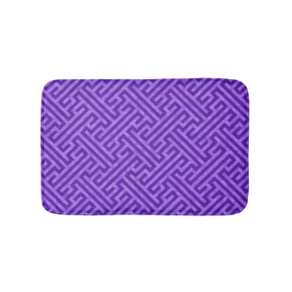 Argos Purple Bathroom Mat