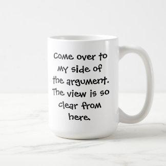 Argument Mug