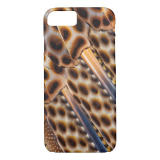Argus Pheasant Feather Design iPhone 8/7 Case