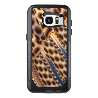 Argus Pheasant Feather Design OtterBox Samsung Galaxy S7 Edge Case