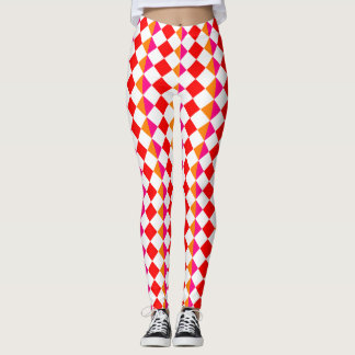 Argyle Beauty Leggings