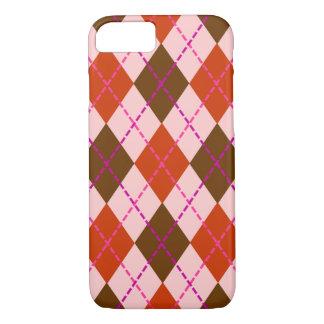 Argyle iPhone 7 Case