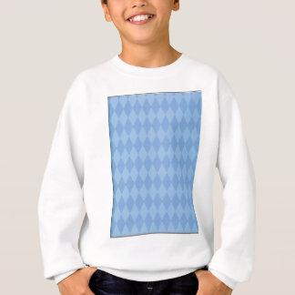 Argyle Pattern Sweatshirt