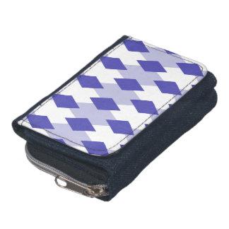Argyle Plaid Pattern_4A46B0 Wallet
