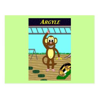 Argyle Postcard