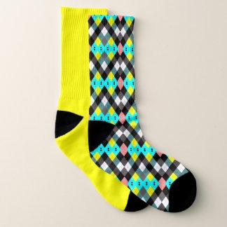 Argyle Revisited 7 Socks