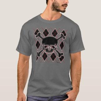 Argyle Skull T-Shirt