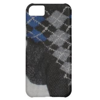 Argyle Sock Pattern Case iPhone 5C Cover