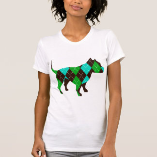 Argyle T-Shirt - Pitbull