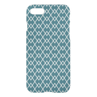 Argyle Teal Fat Cream Clearly™ Deflector Case