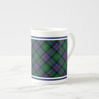 Argyll District Tartan Tea Cup