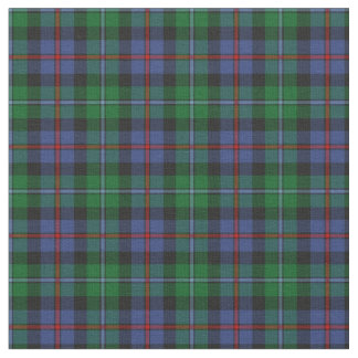 Argyll Scotland District Tartan Fabric