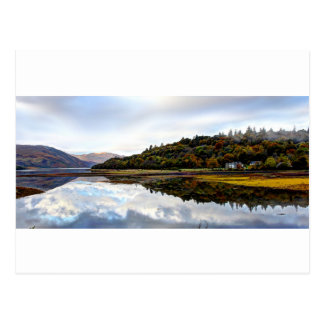 Argyll The Scottish Highlands Postcard