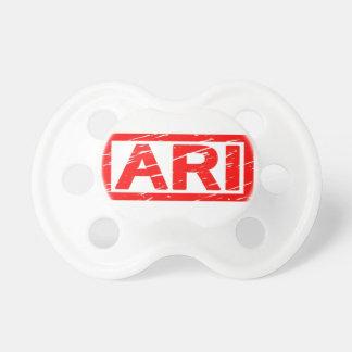 Ari Stamp Pacifier