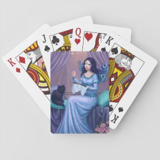 Ariadne Butterfly Fairy Classic Playing Cards