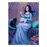 Ariadne Fairy Art Greeting Card Greeting Cards