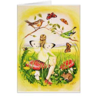 Ariadne Fairy Card