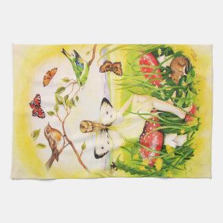 Ariadne Fairy Kitchen Towels