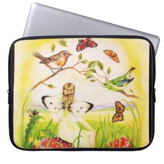 Ariadne Fairy Laptop Computer Sleeves