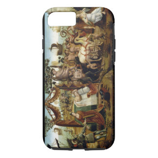Ariadne in Naxos, from the Story of Theseus (oil o iPhone 7 Case