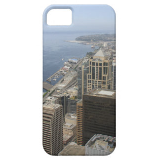Arial View of Seattle Case For The iPhone 5