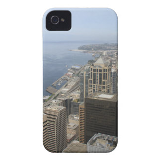 Arial View of Seattle Case-Mate iPhone 4 Cases