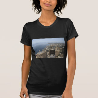 Arial View of Seattle T-Shirt