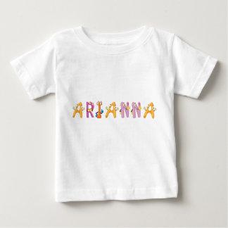 Arianna Baby T-Shirt